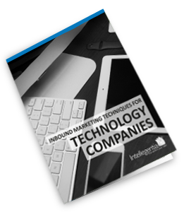 Inbound marketing techniques for technology companies eBook cover